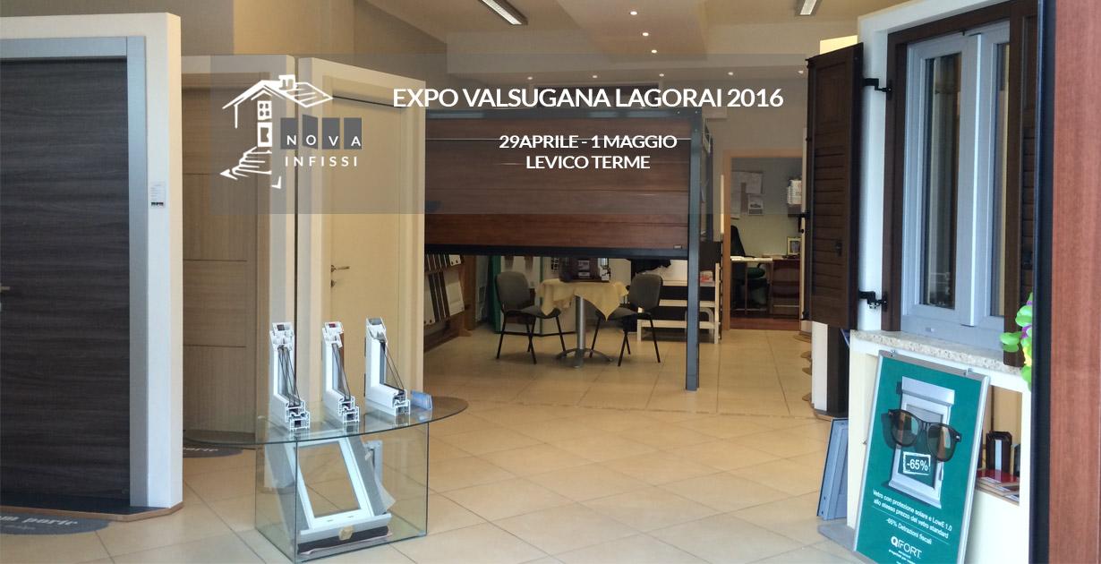 Nova Infissi - Expo Valsugana Lagorai 2016